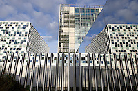 The Exterior of the new International Criminal Court is seen during a press tour of the brand new ICC headquarters in the Hague, the Netherlands, November 23, 2015.  REUTERS/Phil Nijhuis        EDITORIAL USE ONLY. NO RESALES. NO ARCHIVE