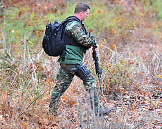 Manhunt for Eric Frein - 40th Day - Oct. 22, 2014