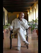 Spanish Fashion Designer Francis Montesinos.