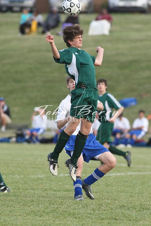 MCHS JV Boys Soccer .vs Wilson Memorial .3/31/2009
