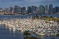 East Basin, Harbor Island & Downton San Diego