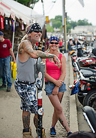 91st annual Motorcycle Rally Week in Laconia, NH  ©2014 Karen Bobotas Photographer
