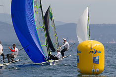 2015  ISAf SWC | 49er | day 1