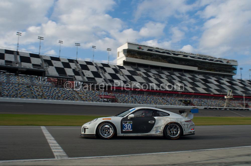 #30 NGT Motorsport Porsche GT America: Kuba Giermaziak, Christina Nielsen, Alex Mueller, Dennis Trebing