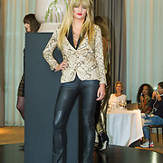 NLD/Amsterdam/20130916 -  Modeshow Jos Raak in het Conservatorium hotel, modellen