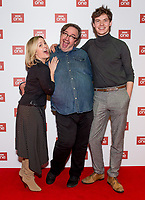 """Jo Joyner, Mark Benton and Patrick Walshe McBride stars of the<br /> brand new BBC Daytime drama Shakespeare & Hathaway – Private Investigators, is due to hit TV screens late February, 150 lucky people got the chance to view a private screening of the first episode.<br /> On Friday 9 February, The Other Place in Stratford-upon-Avon, an actual location featured in the drama, the venue to held the screening and, a special question and answer session hosted by Midlands Today presenter Rebecca Wood. She was joined by Jo Joyner, Mark Benton, Patrick Walshe McBride and the show's producer Ella Kelly.<br /> The ten-part drama from BBC Studios, created by Paul Matthew Thompson and Jude Tindall, will see Frank Hathaway (Benton), a hardboiled private investigator, and his rookie sidekick Luella Shakespeare (Joyner), form the unlikeliest of partnerships as they investigate the secrets of rural Warwickshire's residents.<br /> Beneath the picturesque charm lies a hotbed of mystery and intrigue: extramarital affairs, celebrity stalkers, missing police informants, care home saboteurs, rural rednecks and murderous magicians. They disagree on almost everything, yet somehow, together, they make a surprisingly effective team – although they would never admit it.<br /> Will Trotter, head of BBC Daytime Drama at the BBC Drama Village, comments, """"For years we have been producing quality drama at the BBC Drama Village, and Shakespeare & Hathaway is no different. It's the perfect programme to indulge in, and like many of the programmes that we make in Birmingham, we've been out and about in the county to film in some of the best locations the Midlands has to offer. <br /> """"We're looking forward to seeing the audience reactions to the first episode, it's got a whodunit storyline with a brilliant introduction to the main characters, but leaves you with some questions which makes the audience want to come back for more!"""" <br /> Notes to editors<br /> For more information on the series you can"""