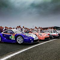 Porsche Motorsport, Porsche 911 RSR, LMGTE Pro, 24 Heures Du Mans  2018, , 12/06/2018,