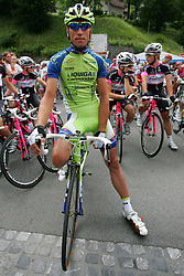 Koren Kristjan (SLO) of Liquigas during 3nd Stage (170,6 km) at 18th Tour de Slovenie 2011, on June 18, 2011, in Slovenia. (Photo by Urban Urbanc / Sportida)