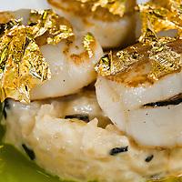 L'or, consommé depuis la nuit des temps. The edible gold: here since the dawn of time.