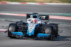 February 21, 2019 - Montmelo, BARCELONA, Spain - SPAIN, BARCELONA, Circuit de Barcelona Catalunya,21 February. #88 Robert KUBICA driver of Williams Racing during the winter test at Circuit de Barcelona Catalunya. (Credit Image: © AFP7 via ZUMA Wire)