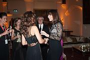 MYLENE KLASS; SAMANTHA CAMERON;  The Secret Winter Gala in aid of Save the Children and sponsored by Bulgari. Guildhall. London. 26 November 2013