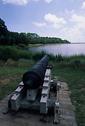 Fort Frederica, Cannon, Fort, Fort Frederica National Monument, Georgia