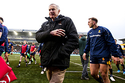 Worcester Warriors Director of Rugby Alan Solomons - Mandatory by-line: Robbie Stephenson/JMP - 25/01/2020 - RUGBY - Sixways Stadium - Worcester, England - Worcester Warriors v Wasps - Gallagher Premiership Rugby