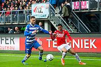 ALKMAAR - 16-04-2016, AZ - PEC Zwolle, AFAS Stadion,