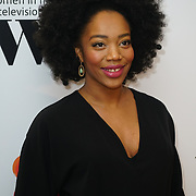 London Hilton, Park lane, England, UK. 1st December 2017. Naomi Ackie attends the Sky Women in Film and TV Awards.