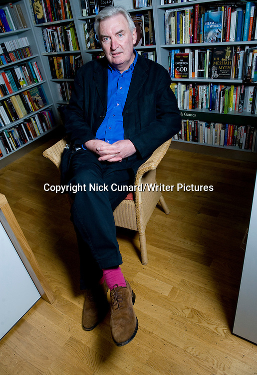 Ken Worpole, UK author<br /> <br /> Nick Cunard/Writer Pictures<br /> contact +44 (0)20 822 41564<br /> info@writerpictures.com<br /> www.writerpictures.com