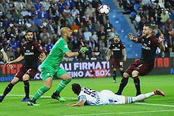 """Foto LaPresse/Filippo Rubin<br /> 26/05/2019 Ferrara (Italia)<br /> Sport Spal - Milan - Campionato di calcio Serie A 2018/2019 - Stadio """"Paolo Mazza""""<br /> Nella foto: MOHAMED FARES (SPAL)<br /> <br /> Photo LaPresse/Filippo Rubin<br /> May 26, 2019 Ferrara (Italy)<br /> Sport Soccer<br /> Spal vs Milan - Italian Football Championship League A 2018/2019 - """"Paolo Mazza"""" Stadium <br /> In the pic: MOHAMED FARES (SPAL)"""