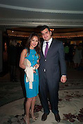 TOGZHAN ISBASSAROVA; HAIG AVAKIAN, The Foreign Sisters lunch sponsored by Avakian in aid of Cancer Research UK. The Dorchester. 15 May 2012