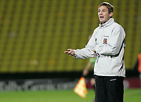 Photo: Marc Atkins.<br /> <br /> Watford v Hull City. Carling Cup. 24/10/2006.<br /> <br /> Phil Parkinson Hull City Manager.