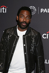 March 16, 2019 - Los Angeles, CA, USA - LOS ANGELES - MAR 16:  Baron Vaughn at the PaleyFest - ''Grace and Frankie'' Event at the Dolby Theater on March 16, 2019 in Los Angeles, CA (Credit Image: © Kay Blake/ZUMA Wire)