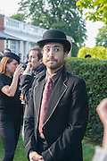 SEAN LENNON, Yoko Ono.- to the Light. Serpentine Gallery. London. 19 June 2012.