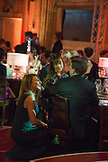 MELANIE SHERWOOD; SAMANTHA CAMERON, The Secret Winter Gala in aid of Save the Children and sponsored by Bulgari. Guildhall. London. 26 November 2013