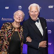 NLD/Scheveningen/20190922- Premiere Musical Anastasia, Paul van Gorcum en partner