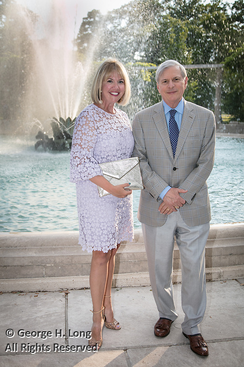 David Kerstein; Louisiana Endowment for the Humanities Bright Lights Awards Dinner at Popp Fountain in City Park of New Orleans on May 10, 2018