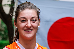 13-10-2018 JPN: World Championship Volleyball Women day 14, Nagoya<br /> Portraits Dutch Volleybal Team - Anne Buijs #11 of Netherlands
