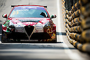 October 16-20, 2016: Macau Grand Prix. Andrea BELICCHI, Alfa Romeo Giulietta