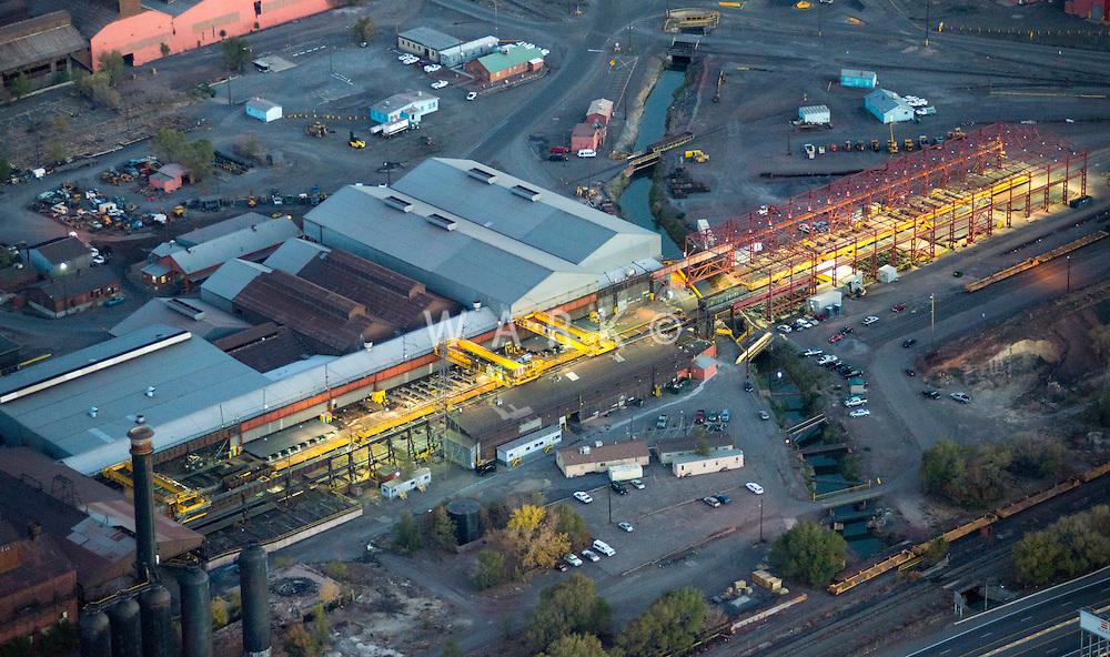 Evraz, Pueblo rail mill