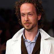 NLD/Amsterdam/20070727 - Modeshow Jan Taminau tijdens de Amsterdam fashionweek 2007, ontwerper Jan Taminau