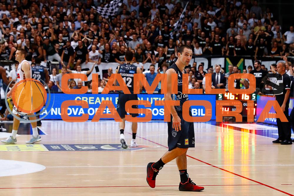 Aaron Craft<br /> Dolomiti Energia Trento - Umana Reyer Venezia<br /> Lega Basket Serie A 2016-2017<br /> Playoff FINALE Gara 6<br /> Avellino 20/06/2017<br /> Foto Ciamillo-Castoria