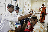 Millions of devotees from round the world visit this Hindu temple every year. Many men and women come here to shave of their hair as they have promised in their prayers, that if their problems will be solved, they will shave their head.<br />
