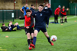 Bristol Rovers Community Trust host a Futsal Tournament for Secondary Schools - Mandatory by-line: Dougie Allward/JMP - 24/01/2018 - FOOTBALL - Gloucester FA - Bristol, England - Bristol Rovers Futsal Tournament - Bristol Rovers Community Trust
