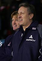 Photo: Paul Thomas.<br /> Sheffield United v Aston Villa. The Barclays Premiership. 11/12/2006.<br /> <br /> Neil Warnock, manager of Sheff Utd.