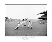 Neg No: 285/4014-4020...23081953AISFCSF.23.08.1953..All Ireland Senior Football Championship - Semi-Final...Kerry.3-6.Louth.0-10.......