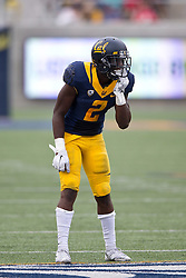 BERKELEY, CA - SEPTEMBER 12:  Cornerback Darius Allensworth #2 of the California Golden Bears lines up for a play against the San Diego State Aztecs during the second quarter at California Memorial Stadium on September 12, 2015 in Berkeley, California. The California Golden Bears defeated the San Diego State Aztecs 35-7. (Photo by Jason O. Watson/Getty Images) *** Local Caption *** Darius Allensworth