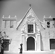 India. Our Lady of Angustia church, Daman