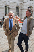 DON MCCULLIN, TIM JEFFERIES,  ,, Photo London. Somerset House, London, 15 May 2019