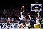 Tony Taylor of Segafredo Virtus Bologna   <br /> Vanoli Cremona - Segafredo Virtus Bologna<br /> Postemobile Final Eight 2019 Zurich Connect<br /> Basket Serie A LBA 2018/2019<br /> FIRENZE, ITALY - 16 February 2019<br /> Foto Mattia Ozbot / Ciamillo-Castoria