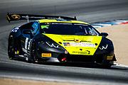 September 21-24, 2017: Lamborghini Super Trofeo at Laguna Seca. Ross Chouest, DXDT Racing, Lamborghini Dallas, Lamborghini Huracan LP620-2