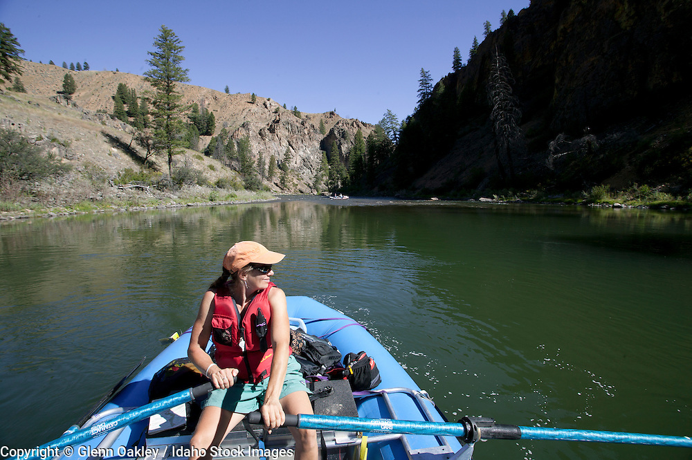 Rafting on the Payette River