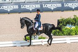 Minderhoud Hans Peter, NED, Glock's Dream Boy<br /> World Equestrian Games - Tryon 2018<br /> © Hippo Foto - Dirk Caremans<br /> 12/09/18