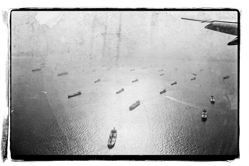 Where: Flight out of Singapore. <br />