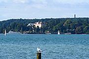Insel Mainau, Überlinger See, Bodensee, Baden-Württemberg, Deutschland