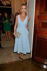 LAURA BAILEY at a party to kick off London Fashion Week hosted by US Ambassador Matthew Barzun and Mrs Brooke Brown Barzun with Alexandra Shulman in association with J.Crew hrld at Winfield House, Regent's Park, London on 18th September 2015.
