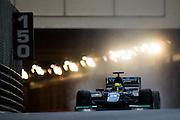 May 20-24, 2015: GP2 Monaco - Julian Leal, Carlin Racing