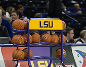 2015 Texas A&M vs LSU SEC Basketball
