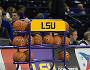 Baton Rouge, Louisiana-January 17, 2015: LSU vs Texas A&M.<br />